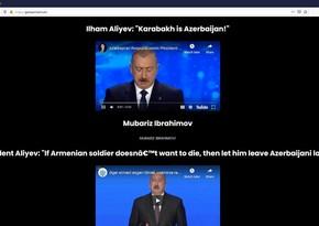 Azerbaijani hackers attack Voice of Armenia