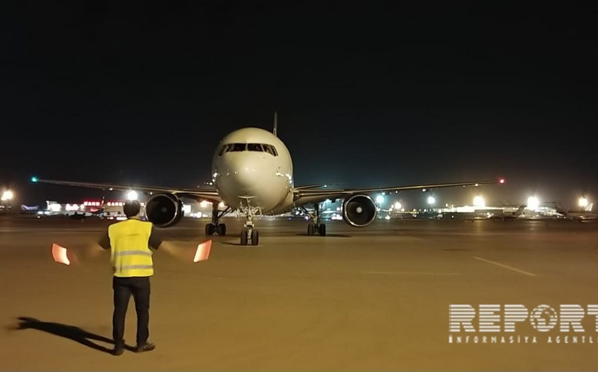 Chelsea FC delegation arrives in Baku - PHOTO - VIDEO