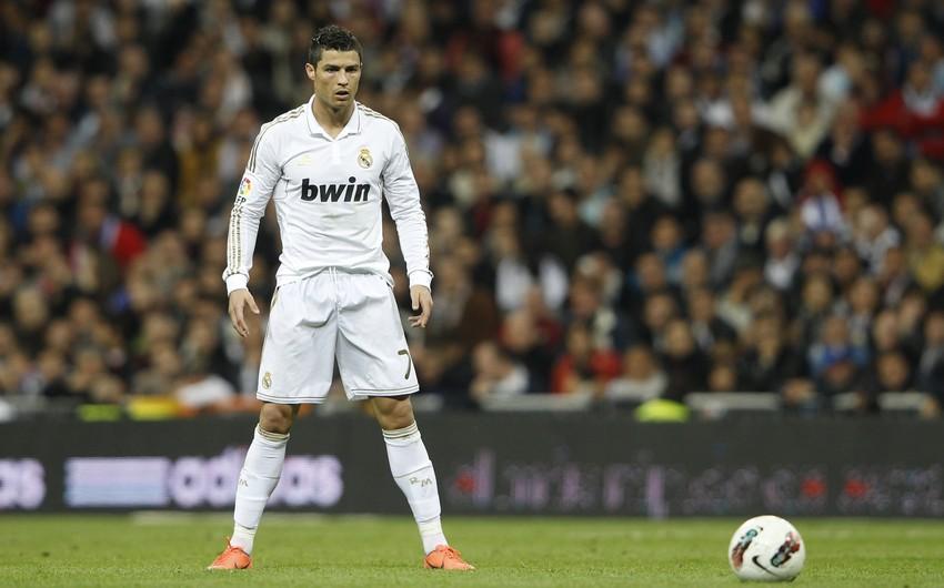 Real Madrid Ronaldu ilə müqavilə müddətini artıracaq