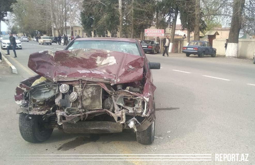Tovuzda avtomobil qəzasında 5 nəfər yaralandı - FOTO - YENİLƏNİB