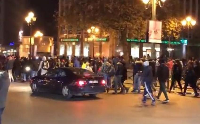Brüsseldə 70-dən çox iğtişaş iştirakçısı saxlanılıb