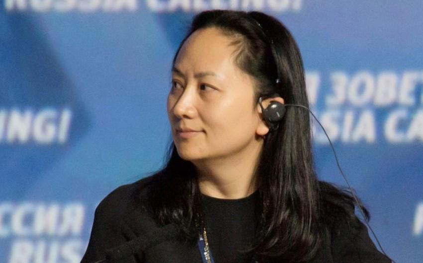 Huaweiin maliyyə direktoru Kanada hökumətini məhkəməyə verib