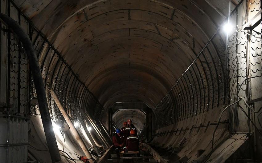 Çində tikilməkdə olan tunelin su ilə dolması nəticəsində 13 işçi ölüb