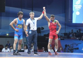 2nd European Games: Haji Aliyev qualifies for semifinal - UPDATED-2
