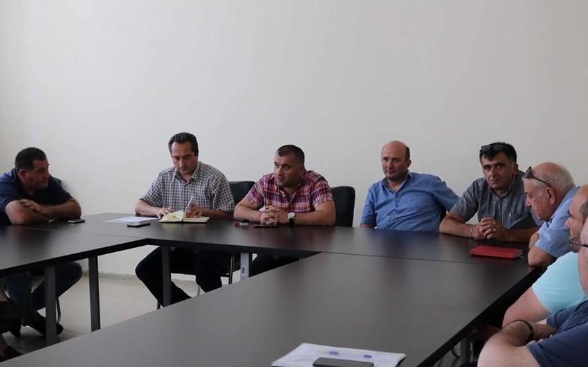 Gürcüstanda azərbaycanlıların yığcam yaşadığı rayonda 40 infrastruktur layihə həyata keçiriləcək