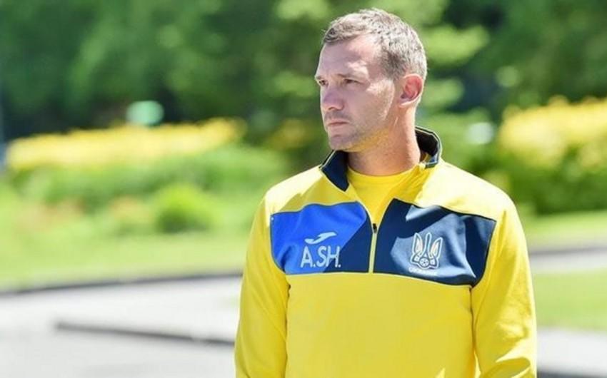 Андрей Шевченко продлил контракт со сборной Украины до 2020 года