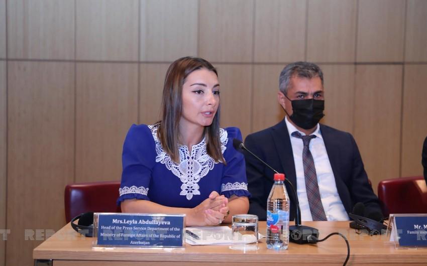 МИД: С первого дня восстановления независимости Азербайджан столкнулся с агрессией Армении