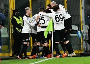 Милан неожиданно проиграл Специи в матче Серии А