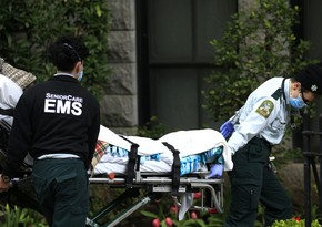 За сутки в Грузии от COVID-19 умерли 30 человек