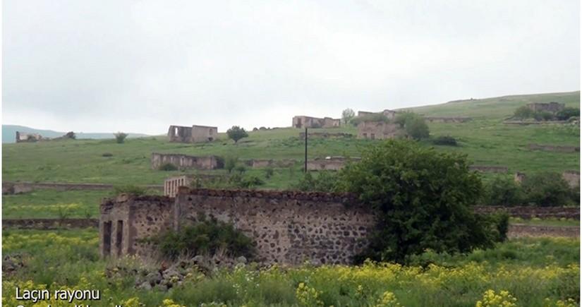 Laçının Qarakeçdi kəndi - VİDEO