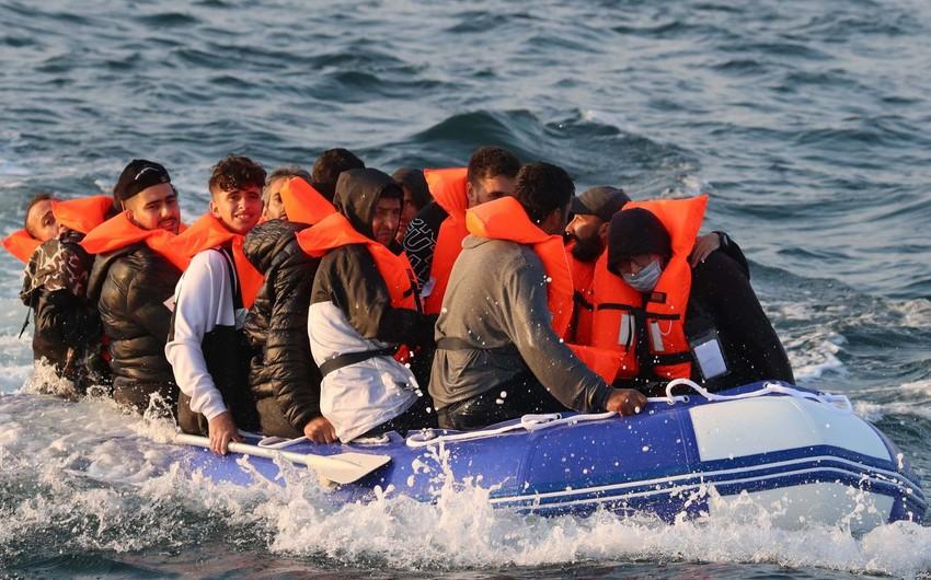 Türkiyədə 84 miqrant xilas edildi