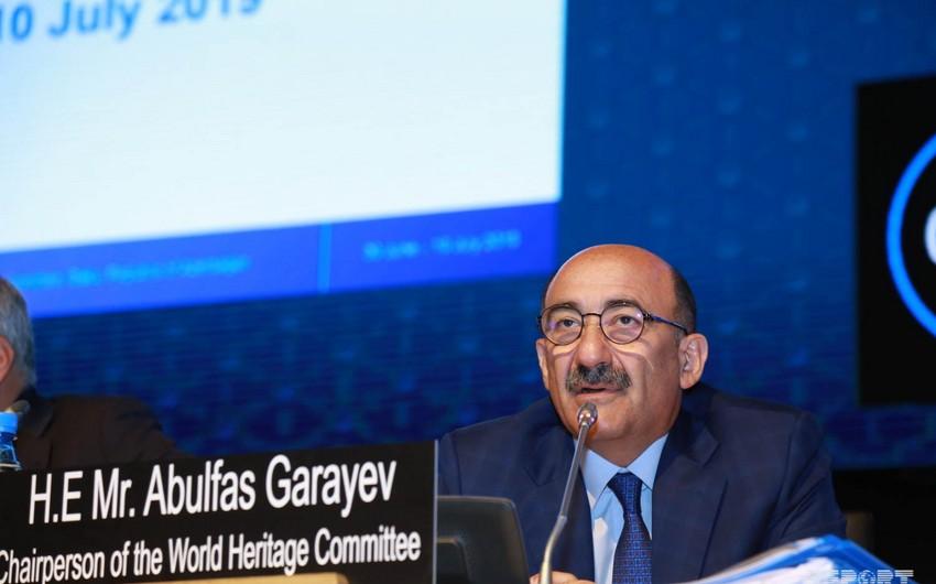 Əbülfəs Qarayev: Şəkinin UNESKO-nun Dünya İrs Siyahısına daxil edilməsindən arxayınlaşmamalıyıq