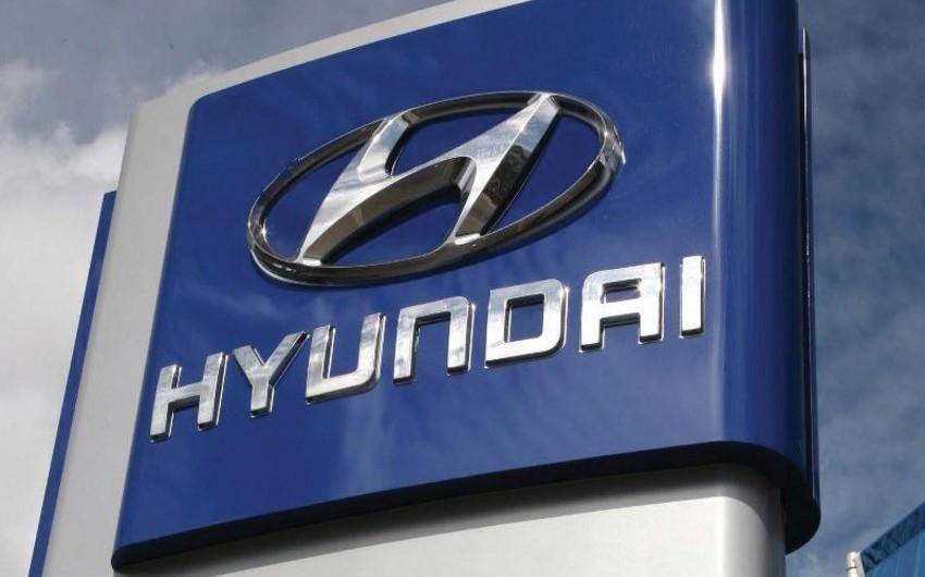 """""""Hyundai Motor""""un satışları 39% azalıb"""