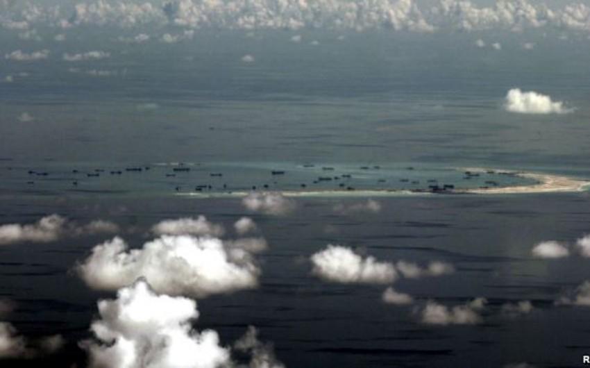 ABŞ hərbi gəmilərini Cənubi Çin dənizinə göndərir