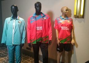 Tokio-2020: Azərbaycan paralimpiya komandasının formaları təqdim olunub