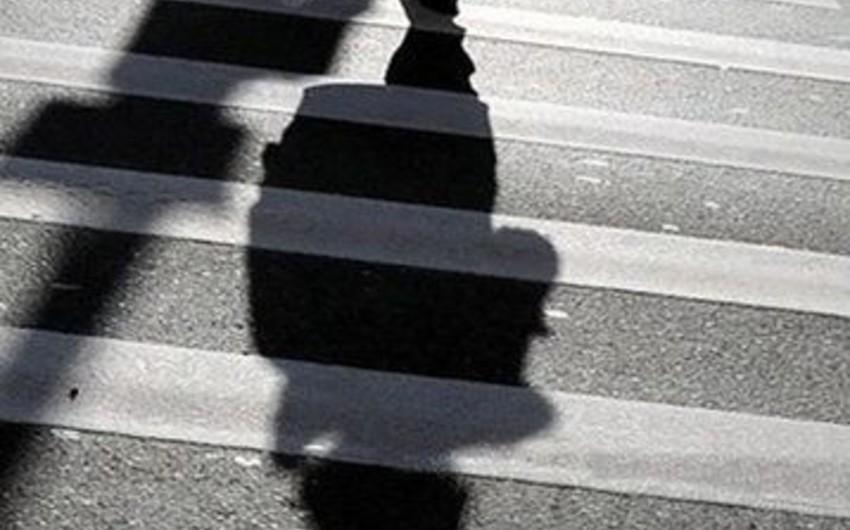 Azərbaycanda 53 yaşlı qadını avtomobil vurub