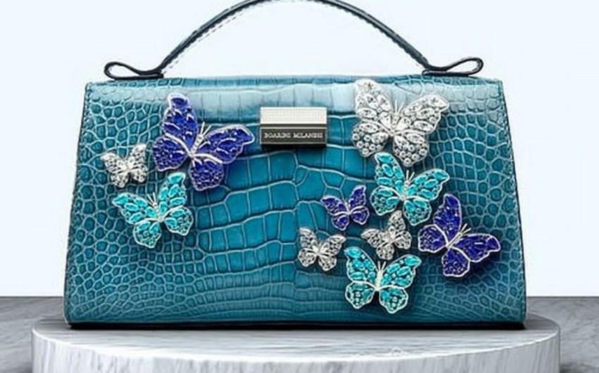 В Италии изготовили самую дорогую дамскую сумочку на планете