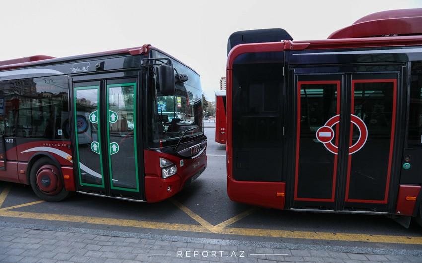 Noyabrın 9-da avtobusların fəaliyyəti bərpa olunacaq?