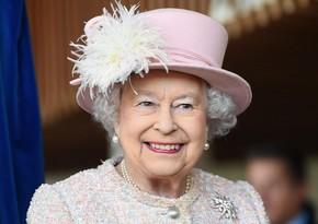 КоролеваВеликобритании Елизавета II поздравила президента Азербайджана