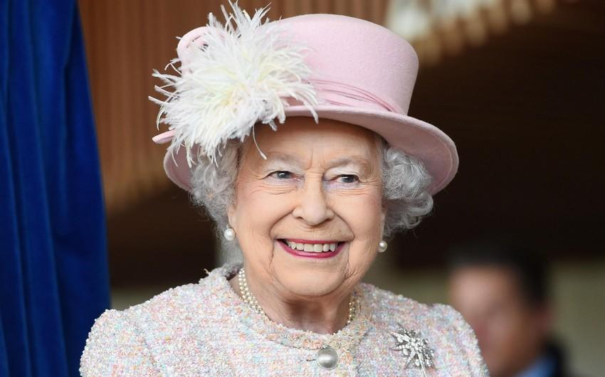 Britaniya Kraliçası Azərbaycan Prezidentini təbrik edib