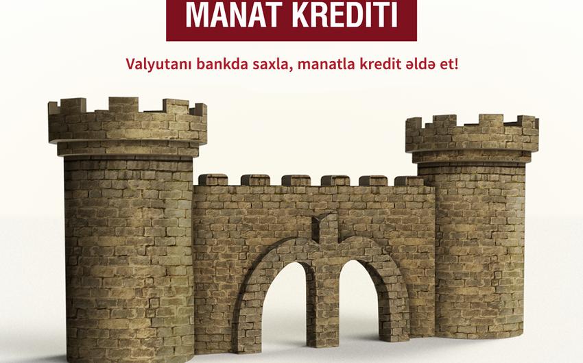 """""""Kapital Bank"""" təminatlı manat krediti təklif edir"""