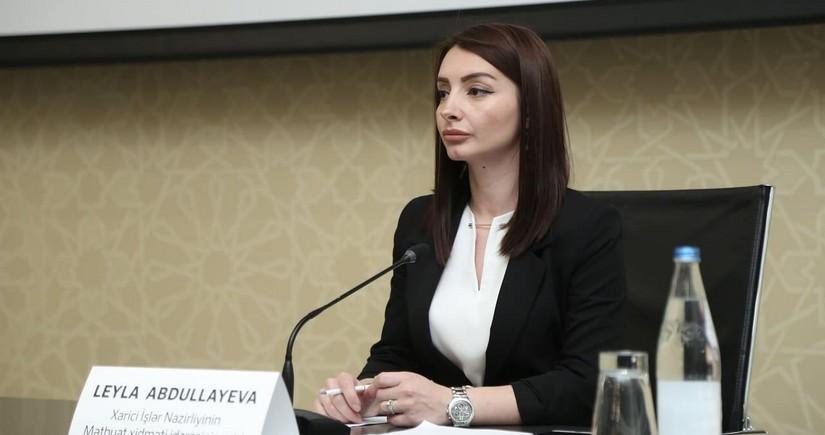 Leyla Abdullayeva: Azərbaycan iqtisadi azadlığa görə dünyada 38-ci yerə yüksəlib