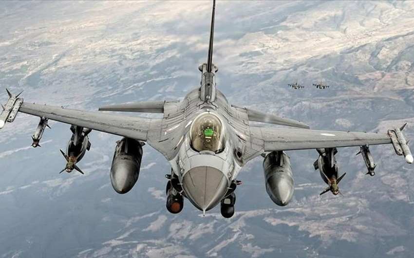 Türkiyə ordusunun İraqdakı əməliyyat zamanı bir neçə terrorçu məhv edilib