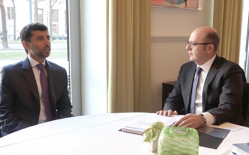 Azərbaycan energetika naziri OPEC Konfransının prezidenti ilə görüşüb