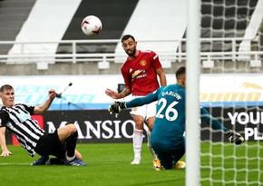АПЛ: Манчестер Юнайтедразгромил Ньюкасл