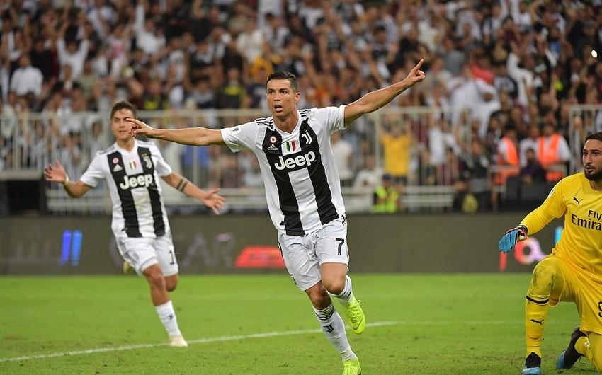 Ювентус обыграл Милан и стал обладателем Суперкубка Италии - ВИДЕО