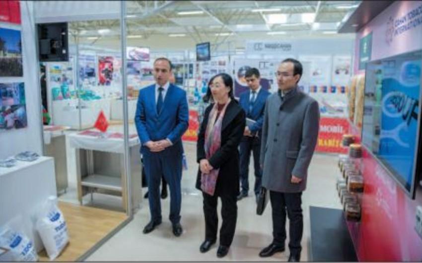 Çin səfiri xanım Qo Min: Naxçıvanda əlverişli biznes mühiti var