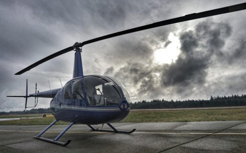 Kanadada helikopter qəzası baş verib, ölənlər var