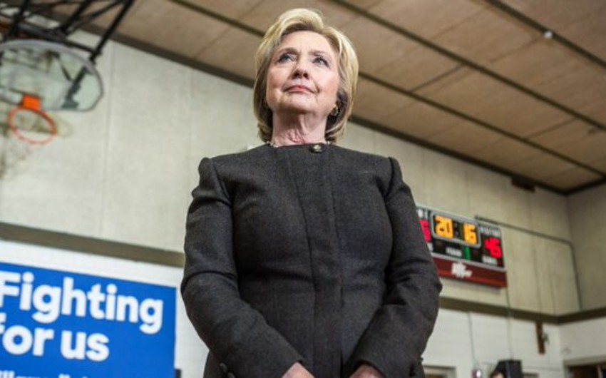ABŞ Konqresində Hillari Klintona qarşı yeni araşdırma başlanması tələb edilib