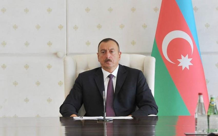 Azərbaycan prezidenti İsrailin müdafiə naziri ilə hərbi-texniki əməkdaşlıq mövzusunda müzakirə aparıb