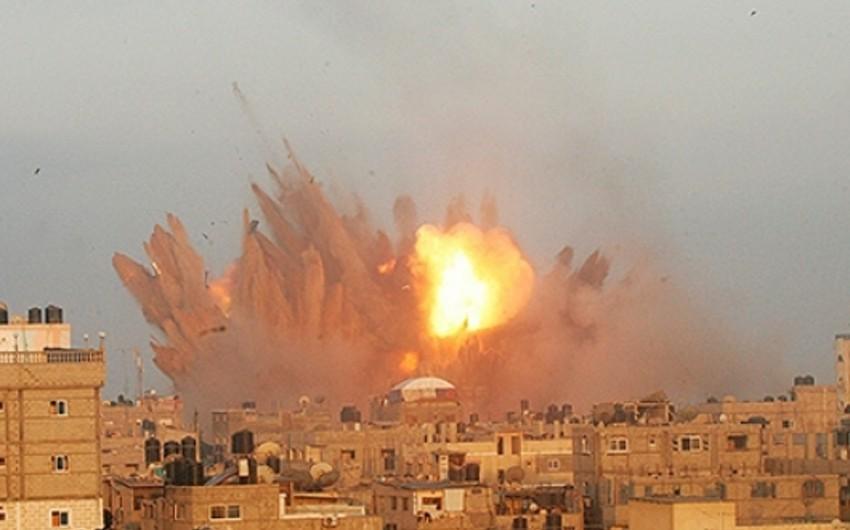 Hələb şəhərində partlayış nəticəsində 23 nəfər ölüb