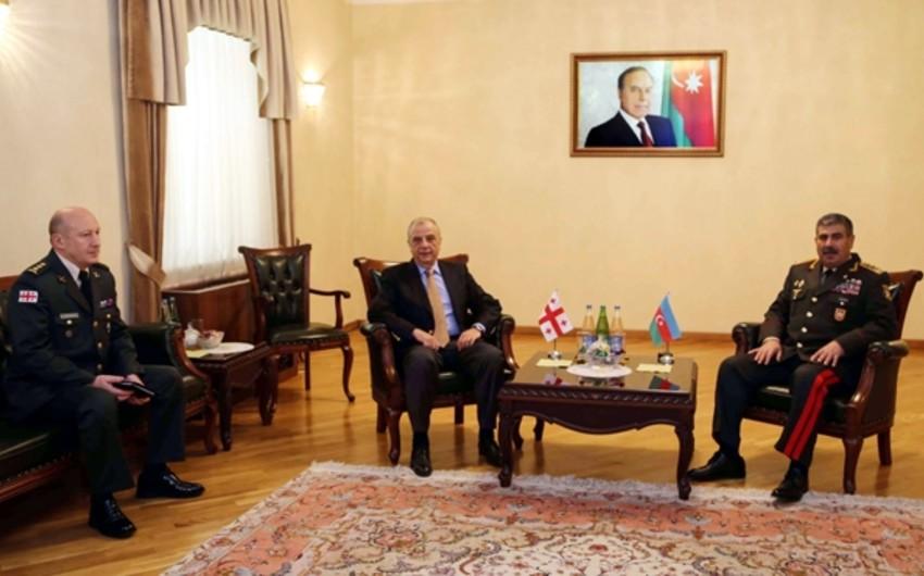 Georgia appoints a new military attaché to Azerbaijan