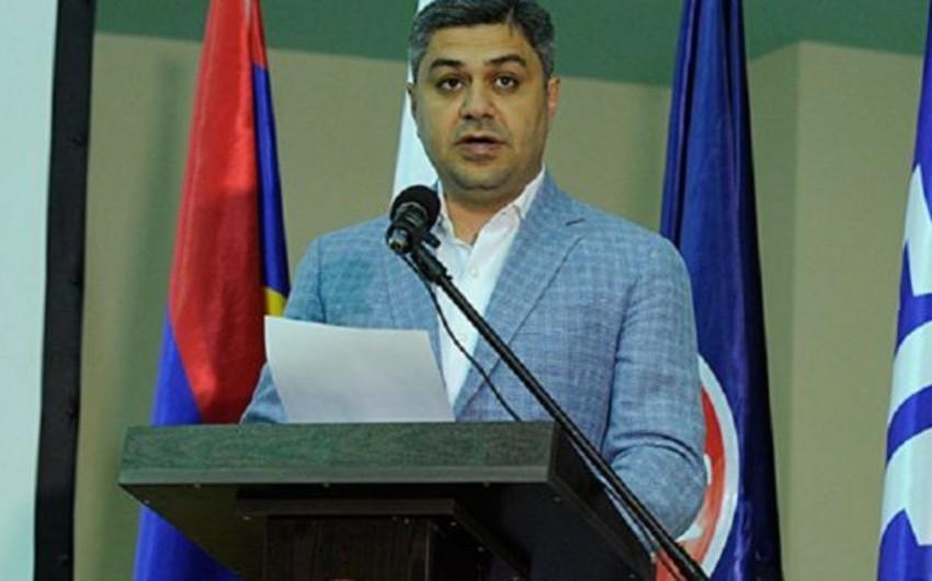 Ermənistan Milli Təhlükəsizlik Xidmətinin keçmiş direktoru danışılmış oyunlarda ittiham edilir