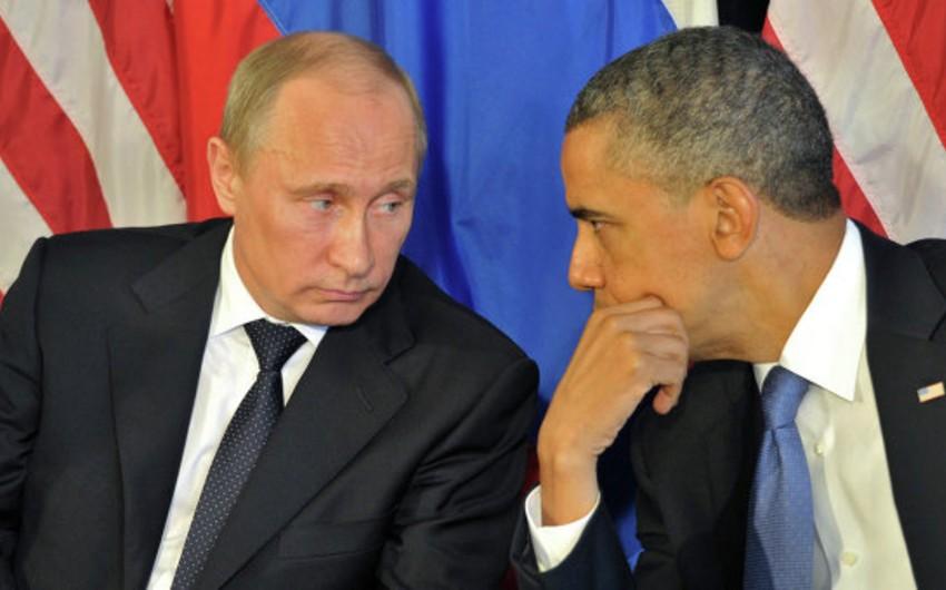 Ağ Ev Putin-Obama görüşü ilə bağlı məlumata malik deyil