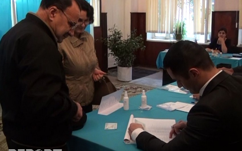 В Сальяне 311 избирателей впервые воспользуются избирательным правом - ФОТО
