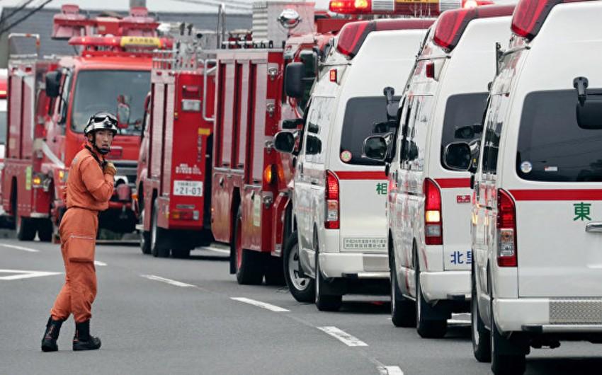 Yaponiyada sürüşmə nəticəsində 6 nəfər ölüb