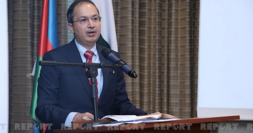Bilal Haye: Pakistan Qarabağın bərpasına töhfə verməyə hazırdır