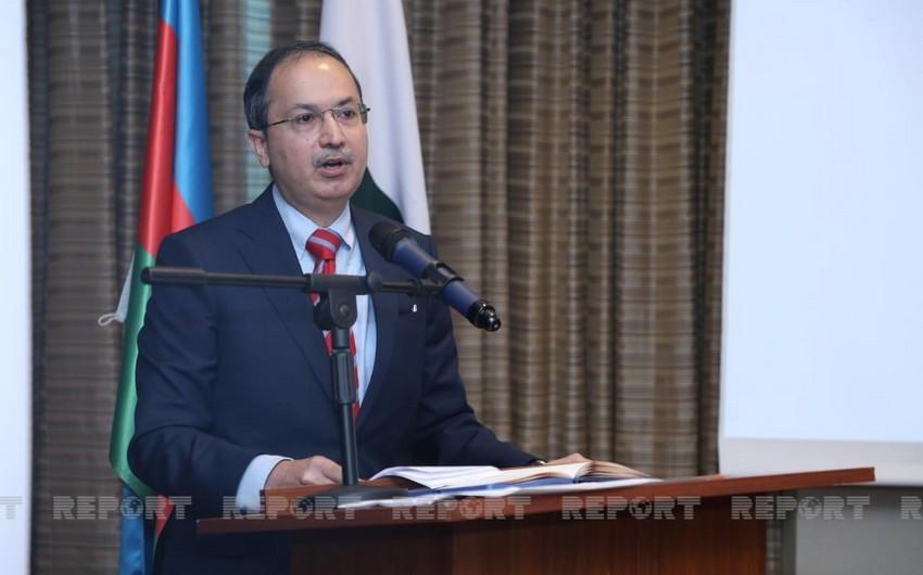 Envoy: Pakistan ready to contribute to restoration of Karabakh
