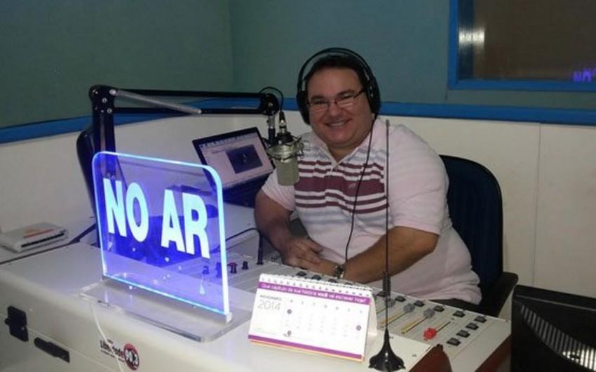 Brazilian radio host slain on the air