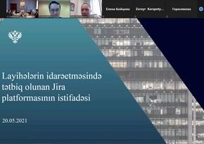 Azərbaycan layihələrin idarə edilməsinə dair beynəlxalq seminara qatılıb