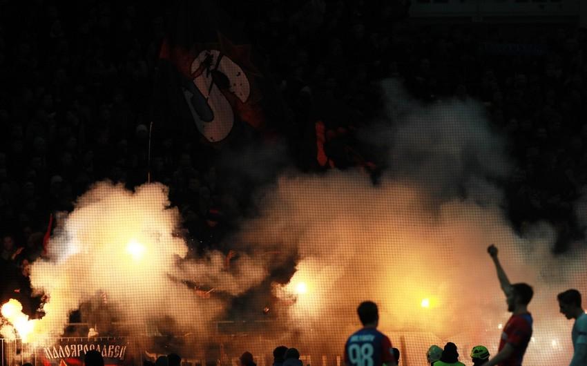 УЕФА открыл дело против ЦСКА из-за поведения фанатов на матче с Ромой