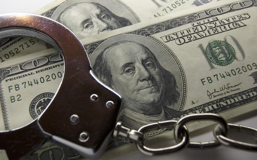 Rusiyada bir ildə 300 mindən çox korrupsiya cinayəti qeydə alınıb