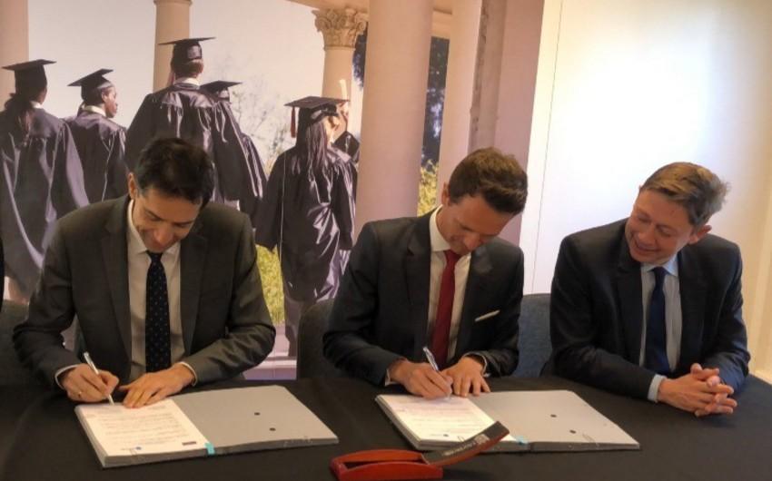 Fransanın daha bir şəhəri Azərbaycanla dostluq bəyannaməsi imzalayıb