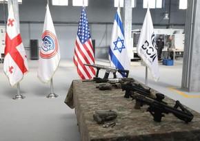 Gürcüstan İsraillə birgə avtomat istehsalına başlayıb