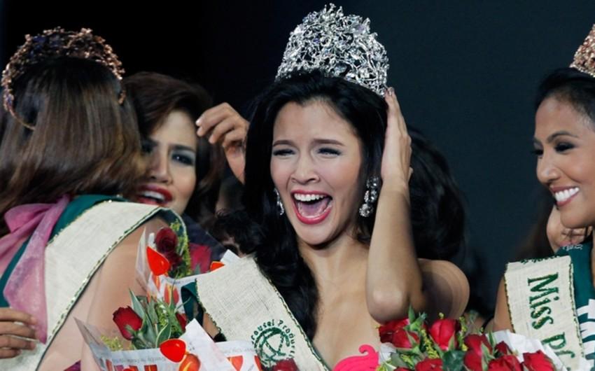 Filippin təmsilçisi dünya gözəli seçilib