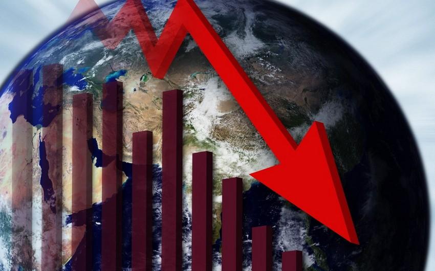 Azərbaycanda iqtisadi artım azalmaqda davam edir